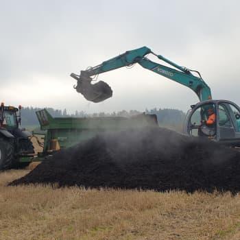 Kuusen hautomokuoresta uusi maanparannustuote