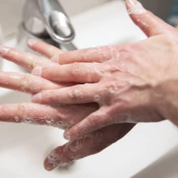 Korona on saanut ihmiset pesemään käsiään ahkerasti - gallup Heinävedeltä paljastaa kotimaisten saippuoiden olevan suosittuja