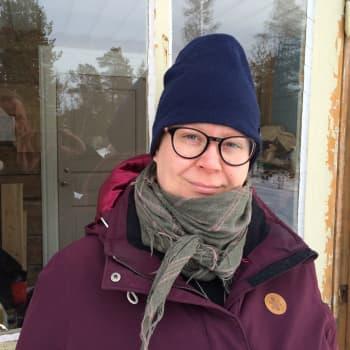 Heini Wesslin: Mij jieʹllma ǩieʹssluõvâsvuõđ seʹrddem suåpp