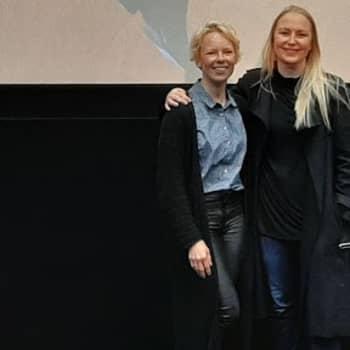 Alma Pöystin Tove päästää katsojan lähelleen - ja vei elokuvan Oscar-ehdokkaaksi