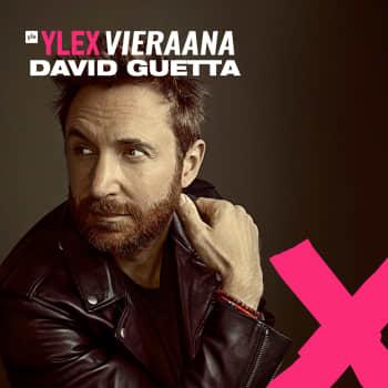 """David Guetta vieraana: """"Onnistuneessa kappaleessa kyse ei ole parhaasta laitteistosta, vaan parhaista ideoista"""""""