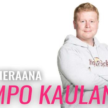 Jani Kareinen: Vieraana Sampo Kaulanen: Luovuttaminen kävi useamman kerran mielessä