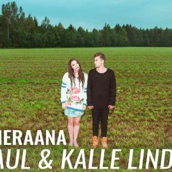 Ida Paul ja Kalle Lindroth vieraana: Planeetat-biisillä on aiempiin verrattuna uutta syvyyttä
