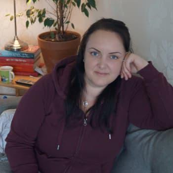 Lina Mahfoud kan inte hämta hem sin dotter