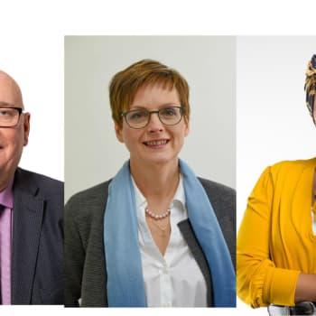 Yle Österbottens tredje valdebatt inför riksdagsvalet