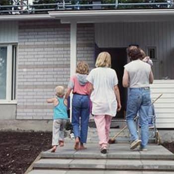 Perheen aika: Nykyvanhemmat haluavat tarjota rakkautta ja rajoja