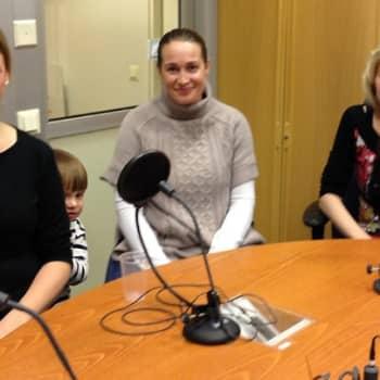Perheen aika: Millaista on arjen äitiys?