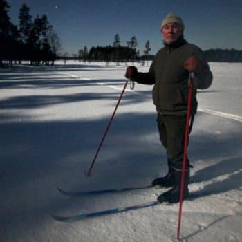 Luonto-Suomi.: Kuutamoyö Siikanevalla