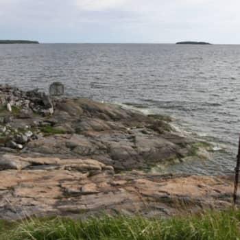 Luonto-Suomi.: Santahaminan eteläkärki