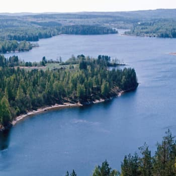 Luonto-Suomi.: Jääkausi-ilta