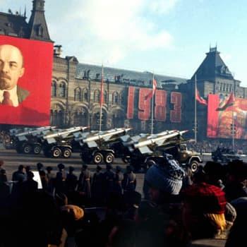 Teemaillat: Neuvostoliitto-ilta 13.12.2011