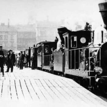 Teemaillat: Rautateiden historia -ilta