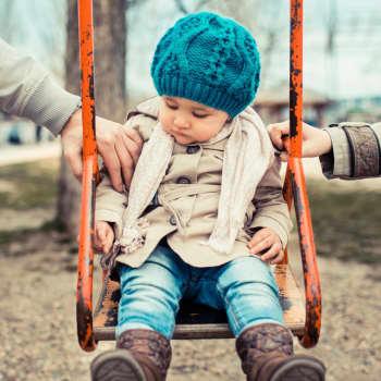 Teemaillat: Ihmisluontoilta: lapsi erovihan työkaluna