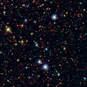 Tiedeykkönen: Avaruus on täynnä pimeää ainetta, mutta mitä se on?