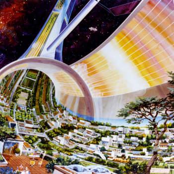 Asunto avaruudesta – asuuko sukusi tulevaisuudessa avaruuskodissa?