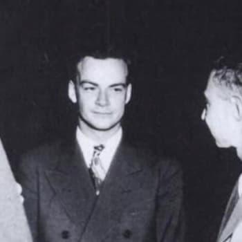 Tiedeykkönen: Richard Feynman -fyysikkojen fyysikko