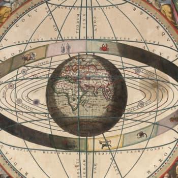 Tiedeykkönen: Kun Maa oli kaikkeuden keskus