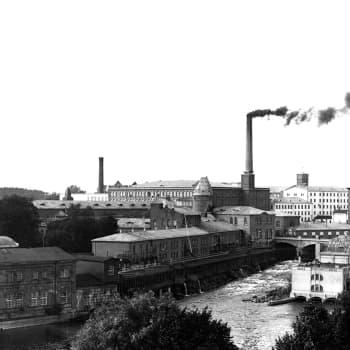 Tiedeykkönen: Manchester ja Tampere - loistavan teollisen historian vangit?