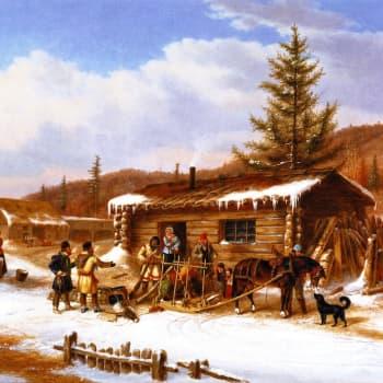 Ranskalaiset hakivat Kanadasta turkiksia ja mineraaleja - jättivät Quebeciin kielen ja elämänilon