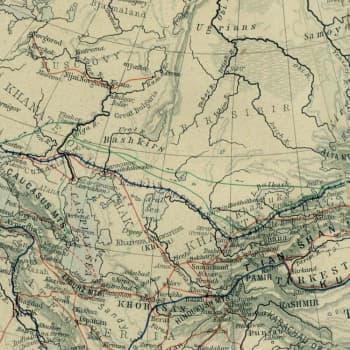 Uteliaisuus ja pelko uudesta hyökkäyksestä ajoivat keskiajan eurooppalaiset tutkimusmatkoille Mongoliaan