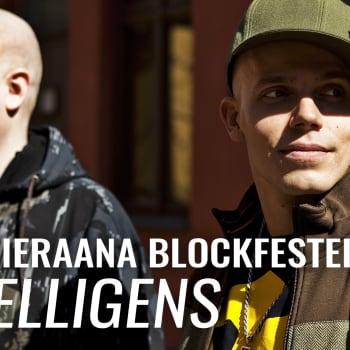 Fintelligens vieraana: Elastisen ensimmäinen radiofreestyle vuosiin