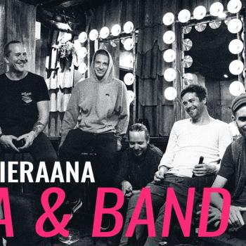 Asa & Band vieraana: Uni näkee unta meistä -levyä tehdessä löydettiin faijaräpin ydin