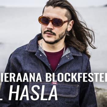 Adi L Hasla vieraana: Mulle on ollut todella vaikeaa hyväksyä yksityisyyden menettämistä