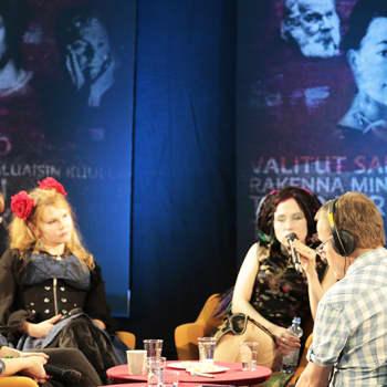 Kirjakerho: Kolmen naisen Venäjä