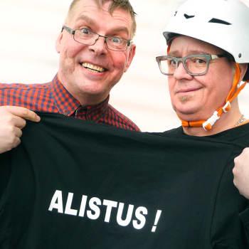 Anonyymit kotikiusatut.: Eduskuntatasoista joulunviettoa