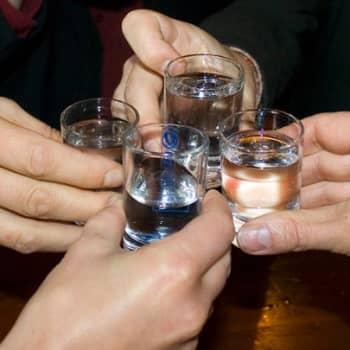 Voiko nuoria suojella piilottamalla alkoholin katukuvasta?