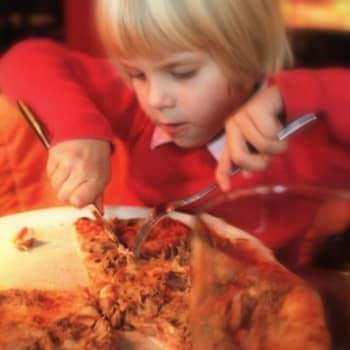 Lasten paino hallintaan