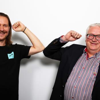Kyösti Kakkonen: Hyvä johtaja saa kaikki soutamaan kirkkovenettä samaan suuntaan, niin ettei kukaan pudota airoja