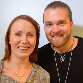 Puheen Iltapäivä: Teemu Roivainen lähtee joulukiertueelle ilman Saara Aaltoa: Tulossa perinteisiä joululauluja, uusia ja muutama yllätys