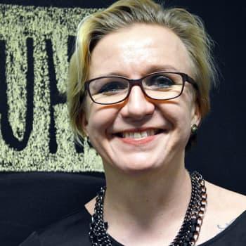 """Puheen Iltapäivä: Salla Nazarenko:""""Uskon vapaaseen seksiin"""""""