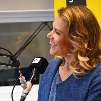 Puheen Iltapäivä: Ella Kanninen: Italiassa arvostan toisten huomioimista, kommunikaatiotaitoja ja kauneudentajua