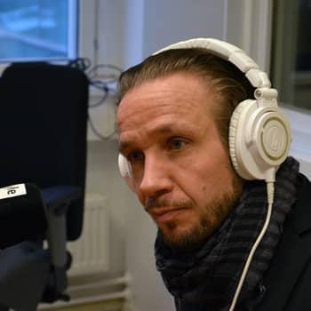 """Puheen Iltapäivä: Jarkko Martikainen: """"Meillä täytyy olla sananvapaus"""""""
