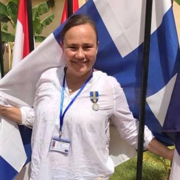 Lördagsgästen: Maria Edel