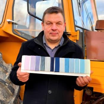 Luonnosta saatavat väriaineet kiinnostavat tekstiiliteollisuudessa