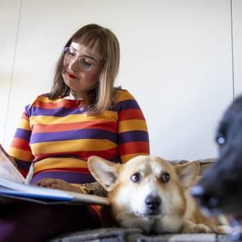 Disney-tutkija Aino Isojärvi loi lapsuuden intohimosta ammatin