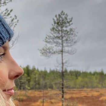 """Kuusamolainen Marjo Kämäräinen haki Eränkävijät-sarjaan kavereiden yllyttämänä: """"Palaute on ollut pääosin positiivista"""""""