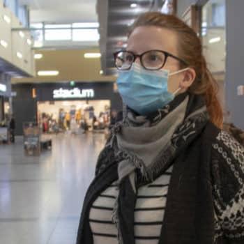"""Oulun alueella vain harva käyttää kasvomaskia: """"Yritin aluksi seurata ohjeita, mutta sitten meni yli ymmärryksen"""""""