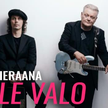 Ville Valo vieraana: Agentsin laulajana oleminen on kuin uni