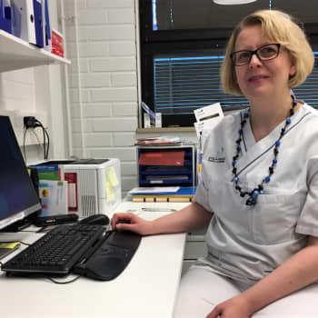 Vuoden terveydenhoitaja toivoisi enemmän mahdollisuuksia hyödyntää omaa ammattitaitoa