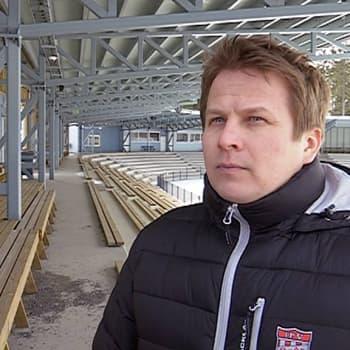 Jani Valkeapää on malliesimerkki sitkeydestä