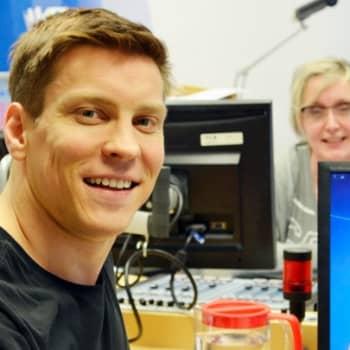 Radio Suomesta poimittuja: Antti Holma: Teen hommia, jotta en makais ja dokais