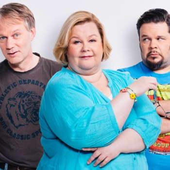 Radio Suomesta poimittuja: Pulkkamäki nostaa sykettä