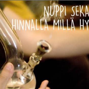 Radio Suomesta poimittuja: Huumeiden viihdekäyttö lisääntynyt