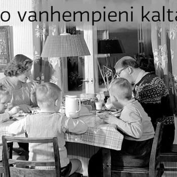 """Radio Suomesta poimittuja: Marianna Stolbow : """"Älä hukkaa hipaisua"""""""