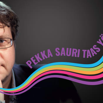Radio Suomesta poimittuja: Yölinja Pekka Sauri