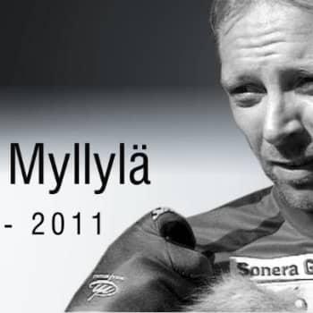 Radio Suomesta poimittuja: Haastattelussa Mika Myllylä.
